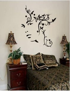 Convert that blank faced wall of yours to a something more lively with easy to install wall stickers from Gloob Decor. Shop,gift now at www.gloob.in