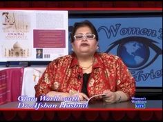 DR HASHMI FEB 16 on her Segment Glam World with Dr.Afshan Hashmi