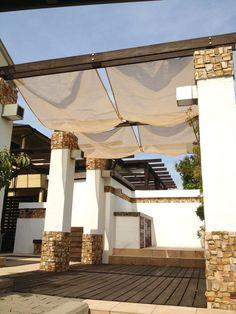 Resort style back yard