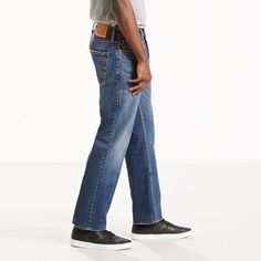 Levi's 559 Relaxed Straight Jeans (Big & Tall) - Men's 44x34