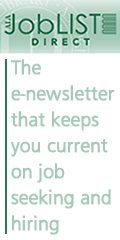 ALA JobLIST Direct: The e-newsletter that keeps you current on job seeking and hiring
