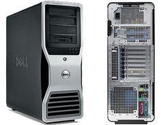 Dell Precision Workstation 2 x Quad Core Xeon Windows 7 Pro - itzoo - 1 Refurbished Pc, Refurbished Computers, Refurbished Laptops, Computers For Sale, Laptops For Sale, Computer Technology, Pc Computer, Dell Desktop, Video Card