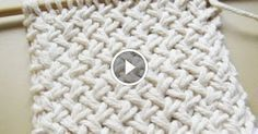 Knitting is an interesting art and most of the people spend their leisure period in knitting socks, sweaters and other things. Therefore, many people are crazy about knitting and they love vogue knitting. Basket Weave Crochet Pattern, Crochet Hooks, Knit Crochet, Stitch Patterns, Knitting Patterns, Crochet Patterns, Easy Knitting, Knitting Stitches, Vogue Knitting