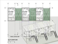Las Anacuas Housing, Monterrey Mexico | Alejandro Aravena : ELEMENTAL Monterrey : Project Analysis by Marco Campa
