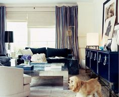 www.thisisglamorous.com | Interiors Redux : Ashley Stark, Manhattan | Flickr - Photo Sharing!