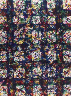 Available for sale from David Benrimon Fine Art, Sam Francis, Untitled Lithograph, 38 × 28 in Art Basel Hong Kong, Sam Francis, Art Informel, White Picture, London Art, Abstract Print, Abstract Expressionism, Original Artwork, Wordpress
