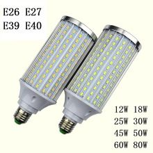 Lampada 5730 Smd Led Lamp E27 E26 E39 E40 Led Bulbs Lights 12w 18w 25w 30w 45w 50w 60w 80w Ac 110v 220v High Luminous Spot Bulb Pendant Light Led Bulb