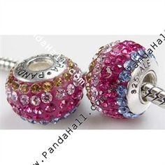 Crystal European Style Beads