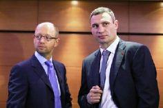 На предложение Президента Украины ответили Яценюк и Кличко - Новости Севастополя - Севастопольская биржа услуг
