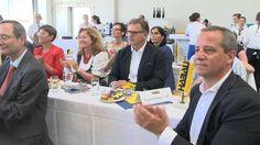 """HABAU-""""Sommerfest"""": Neues Fertigteilwerk in Perg eröffnet  Mehr unter >>> http://a24.me/1lCHDwn"""