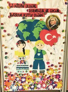 Ulusal ve Egemenlik ve Çocuk Bayramı Atatürk Ortaokul Oya Bozkurt