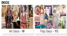 "Spring 2015 trends ""Deco"" Fashion Snoops"