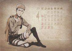 Shingeki no kyojin 4