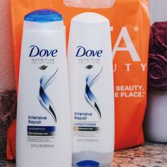 New Post! See how combat the harsh winter weather with Dove Intensive Repair Shampoo and Conditioner 💕 Plus #Dove Wash and Care products are 2/$10 at Ulta Beauty stores now until 3/10!   #beingjustmelody  #CareForHairWithDove #sponsored