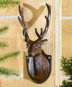 This Deer Head Wall Art is perfect! #zulilyfinds