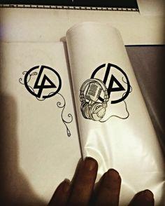 LP logos tattoo ideas. lp
