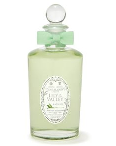 LILY OF THE VALLEY BATH OIL