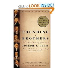 The book is by design not chronological, but does include detailed analysis of each founding father. Yet the book is not patriotic flag waving. Ellis' style is reminiscent of the consensus historians of the 1950s but with a modern approach. His portrayal shows the founding fathers separated by personalities and differences of opinion, but with the unique ability to set ambitions aside (more or less) to accomplish the nation's business. For instance, Alexander Hamilton and John Adams were…