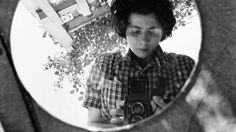 Briefing | Frieze  A self-portrait by Vivian Maier, from the 2014 documentary Finding Vivian Maier, directed by John Maloof and Charlie Siskel, Courtesy: Vivian Maier/Maloof Collection