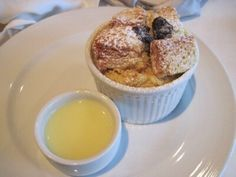 Bitter & Blanc Bread Pudding - Recipe - Carnival Cruise Lines - This was my favorite dessert on board, I had two.