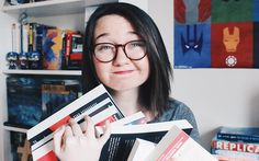 NEW VIDEO: BEA book haul!!!!!! I finally got it up the editing took so long it was such a struggle Link is in bio if you want to check it out and maybe leave a comment Also I'm preeeetty close to 5k subscribers and I'm thinking about doing something fun and special when I get there sooo | #books #reading #read #bookstagram #booktube #bookhaul #BEA16 by blueeyedbiblio