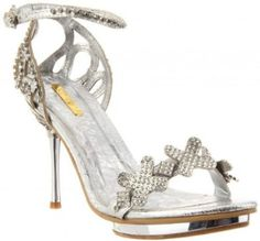 £37.99  Shoehorne Joyce-07 - Womens Silver Rhinestone X Encrusted front Diamante Covered Ankle Strap Stiletto High Heels Evening Sandals - Avail in Ladies Shoe Size 3-8 UK: Amazon.co.uk: Shoes & Accessories