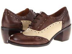 Moar 7th Doctor shoes: Miz Mooz Nash