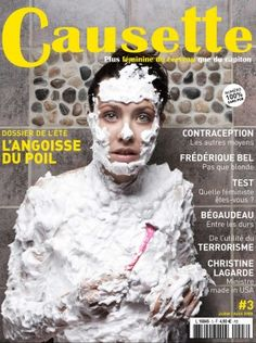 French magazine for active, involved and curious women.