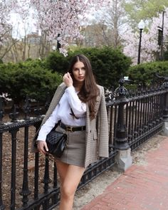 Teen Fashion Outfits, Office Outfits, Classy Outfits, Casual Outfits, Womens Fashion, Tourist Outfit, Fiesta Outfit, Estilo Preppy, Business Outfits Women