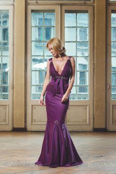 rochie-dress-elegant-purple-mov-violet-plume-luxury-evening-sexy-long-swarovski