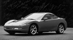 1995 - Mazda RX-01 Concept