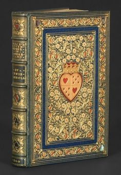 "Beautiful Bookbinding: ""Alice's Adventures in Wonderland"" - by Lewis Carroll."