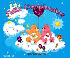 Feliz Cumpleaños osos amorosos