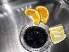 How to Clean Garbage Disposal 4 Ways
