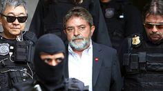 Lula recebeu um oficial de Justiça em sua residência (em São Bernardo) e, mais uma vez, demonstrou seu desprezo pelo sistema judiciário brasileiro. No documento, expedido pelo juiz federal Sérgio M…