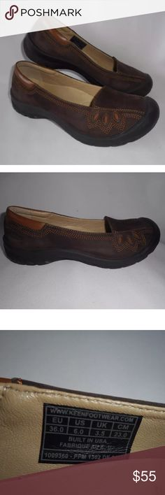 😍REDUCED😍Keen Barika - sz6. EXCELLENT CONDITION Excellent condition! I bought these in a size 6 as keen usually runs a little big on my foot so I buy a half size smaller. These were snug, so they are a true to size 6.  Worn only a couple of times. Keen Shoes Flats & Loafers