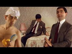 Mr Bean checks into a hotel, and quickly makes himself at home with some renovations. Rowan Atkinson's madcap, quirky creation Mr Bean is a global phenomen. Mr Bean Funny, Mr Ben, Ben Elton, Richard Curtis, Blackadder, Young Ones, Full Episodes, Cartoon Kids, Funny Posts