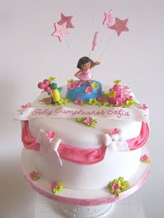 Let Them Eat Cakes: childrens cakes