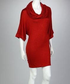 $21.99, another work option!  Looks comfy & stylish, love the cowl neck!