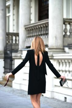 75 chic fall outfits to be in vogue. Style Noir, Mode Style, Minimal Chic, Women's Fashion Dresses, Boho Fashion, Fall Fashion, London Fashion, Fashion Clothes, Fashion Jewelry