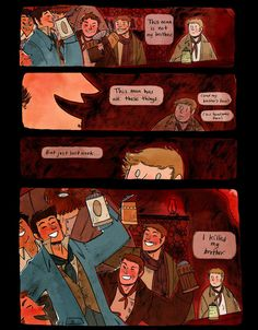 | 42 Web Comics You Need To Read - click the link to this one, it's really good. Creepy but good.
