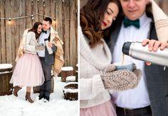 Love story , winter , love