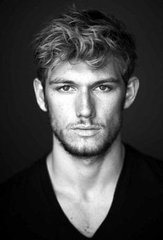 Alex Pettyfer - I have decided he should play Christian Grey. Can I have the number to Hollywood, please?