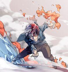 My Hero Academia - Todoroki Shouto