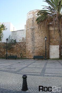Faro Algarve roc2c QR Code calçada portuguesa cibblestone pavement portuguese calçada sidewalk mar Design Cultura Portuguesa