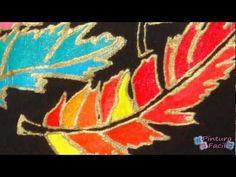 "▶ Pintura en Tela *Cloth Paint* Pintar Camisetas *T-shirt Painting"" - YouTube"
