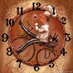 The dials are based on Shari Warren. Discussion on LiveInternet - Russian Service Online Diaries Clock Face Printable, Vintage Scrapbook, Arte Popular, Decoupage Paper, Transfer Paper, Card Tags, Vintage Paper, Original Art, Artwork