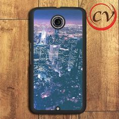Manhattan At Night Nexus 5,Nexus 6,Nexus 7 Case