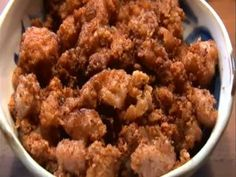 Tasty little nuggets of breaded alligator to impress your friends. MAKING 1. Place the meat in a bowl and pour whole milk. 2. Marinate the meat for 1 hour in...