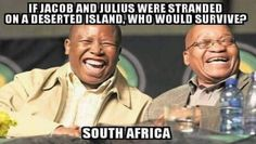 Why Zuma and the EFF Can't Win in South Africa - SAPeople - Your Worldwide South African Community Africa Quotes, News South Africa, South African News, Really Funny, The Funny, African Jokes, Rugby Memes, African Christmas, Humor